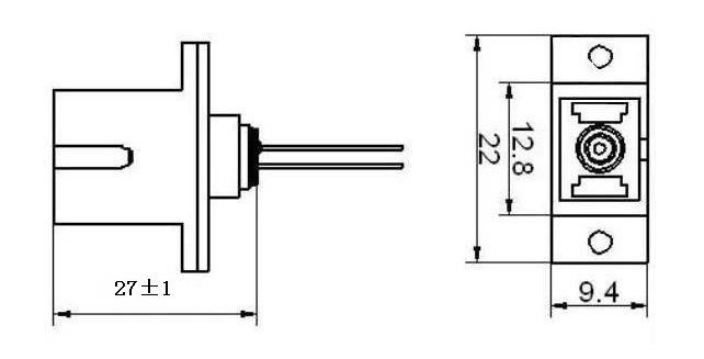 componentes led 1310nm diodo emisor de luz